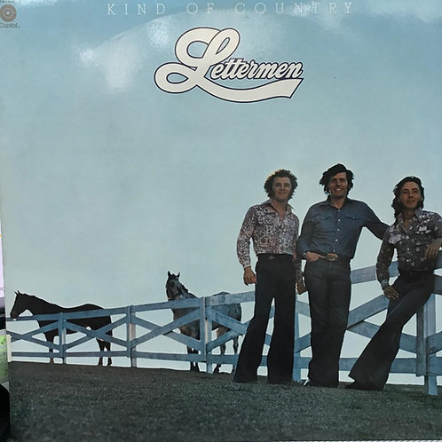 Lettermen  – Kind Of Country