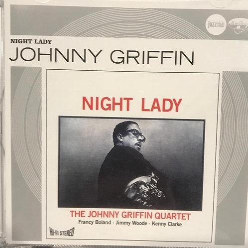 The Johnny Griffin Quartet – Night Lady