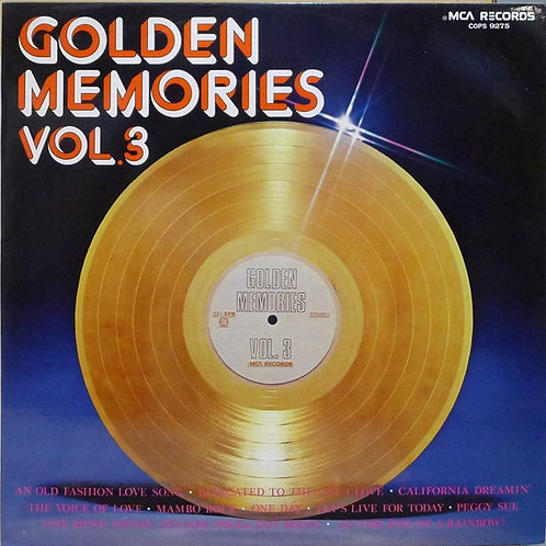 Various ‎– Golden Memories Vol.3