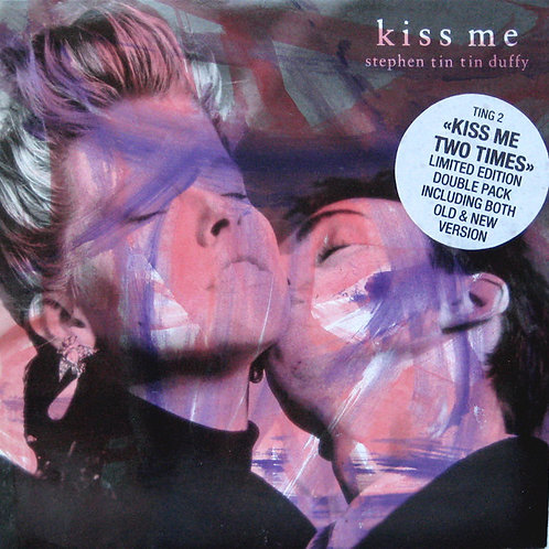 Stephen Tin Tin Duffy ‎– Kiss Me(2LP)