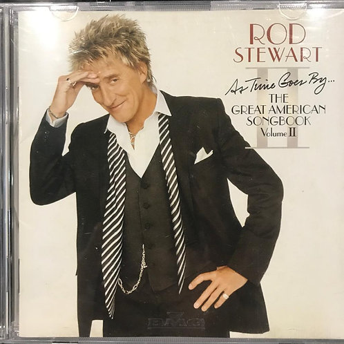 Rod Stewart ‎– As Time Goes By... The Great American Songbook Vol. II