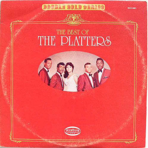 The Platters – The Best Of The Platters(2LP)