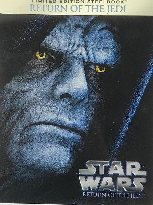 Star Wars Return of the Jedi 星球大戰:武士復仇 (1983)Ltd Edition Blu ray(鐵盒裝)