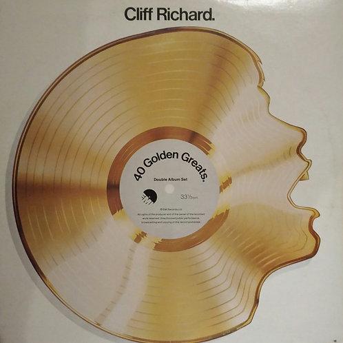 Cliff Richard – 40 Golden Greats(2LP)
