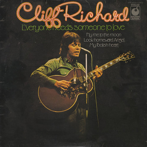 Cliff Richard – Everyone Needs Someone To Love