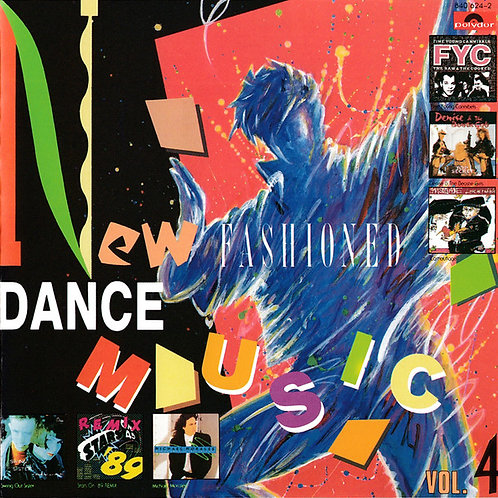 Various ‎– New Fashioned Dance Music Vol. 4