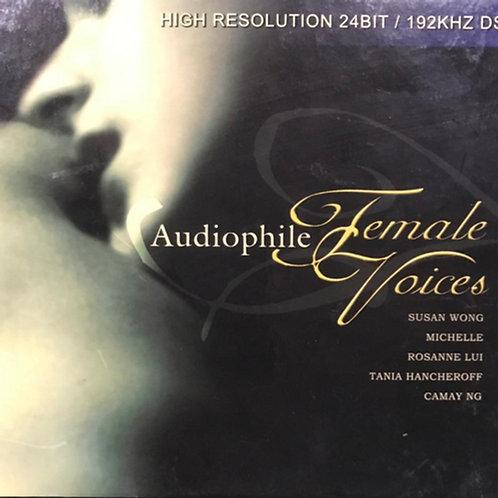 Audiophile Female Voice