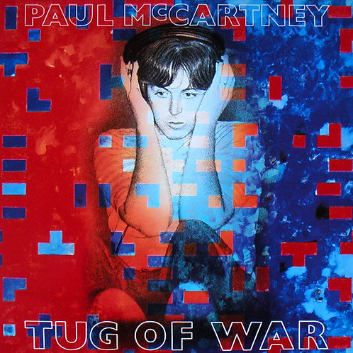 Paul McCartney ‎– Tug Of War