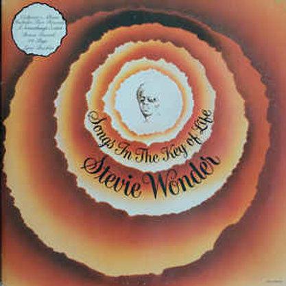 Stevie Wonder – Songs In The Key Of Life(12'LPX2+7'LP X1)