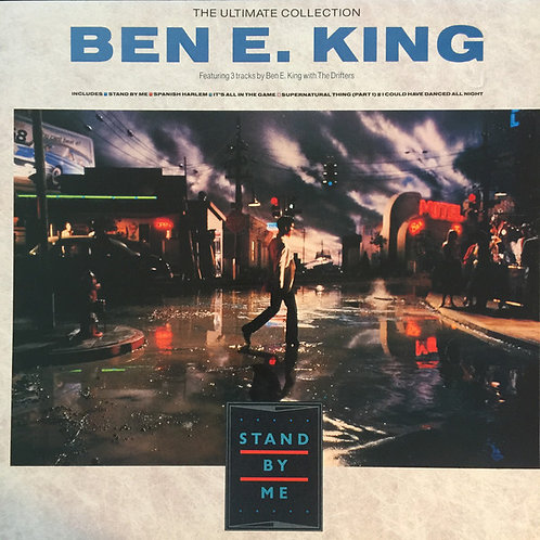 Ben E. King – The Ultimate Collection: Stand By Me