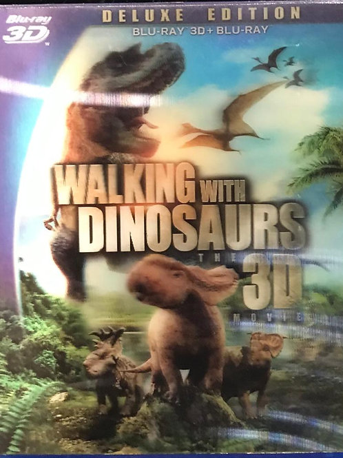 Walking With Dinosaurs The Movie 與龍同行大電影  3D Blu-ray