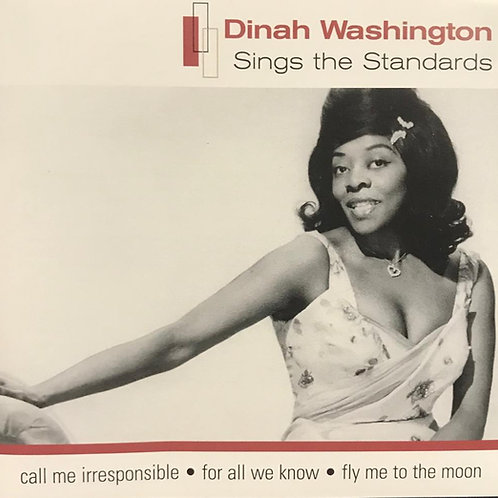 Dinah Washington ‎– Sings The Standards
