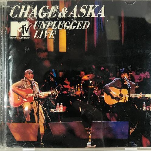 恰克與飛鳥 Chage & Aska – MTV Unplugged Live