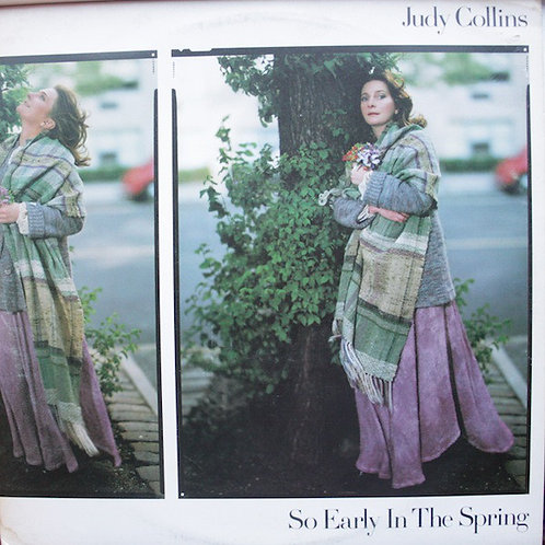 Judy Collins ‎– So Early In The Spring, The First 15 Years(2LP)