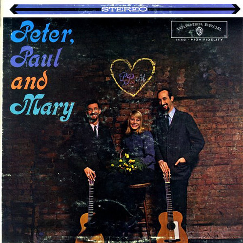 Peter, Paul And Mary – Early in the morning