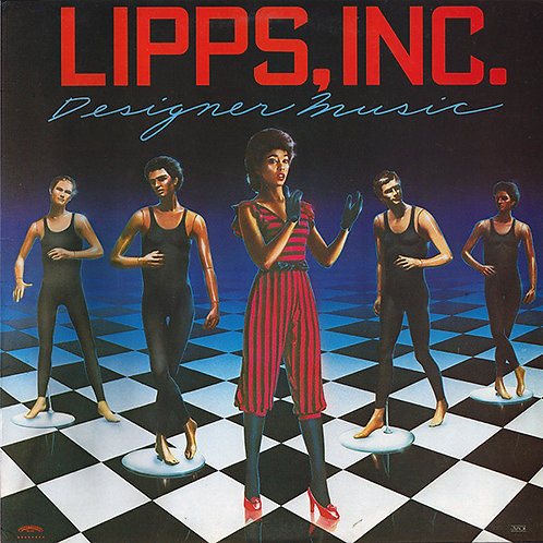 Lipps, Inc. ‎– Designer Music