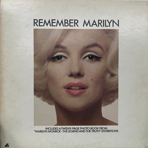 Marilyn Monroe – Remember Marilyn