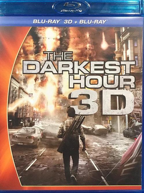 The Darkest Hour 2D + 3D 世紀末光煞 Blu-Ray
