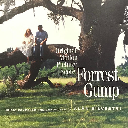 Alan Silvestri – Forrest Gump - Original Motion Picture Score