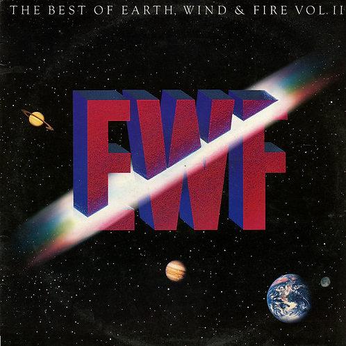 Earth, Wind & Fire – The Best Of Earth, Wind & Fire Vol. II