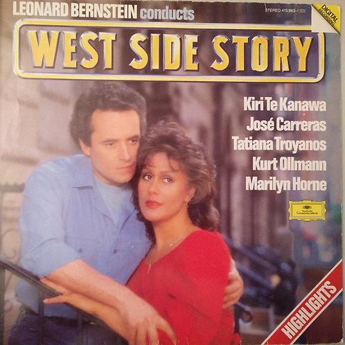 Leonard Bernstein-West Side Story (Highlights)