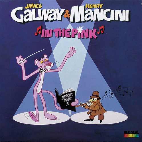 James Galway & Henry Mancini – In The Pink