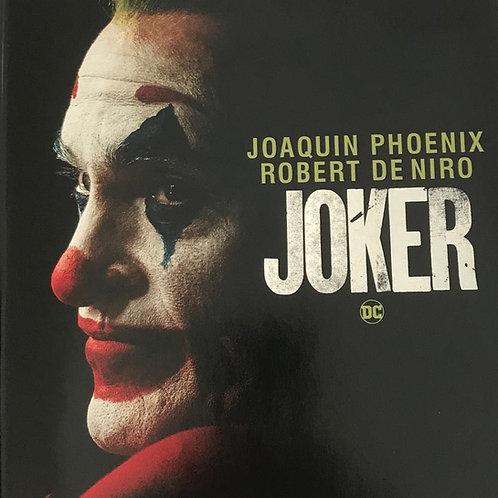 Joker 4K UHD + Blu-Ray  小丑 (Hong Kong Version)