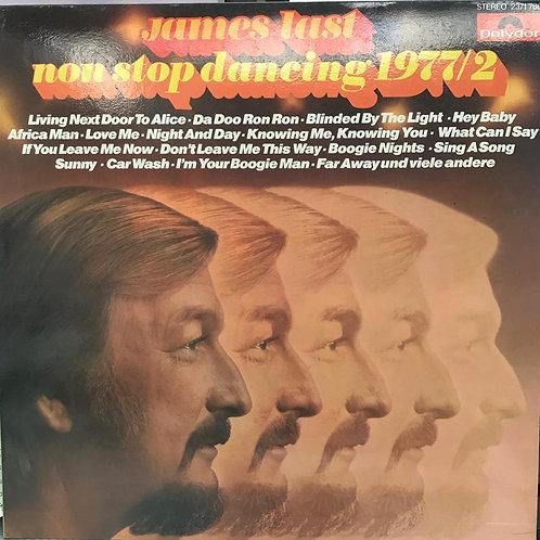 James Last – Non Stop Dancing 1977/2