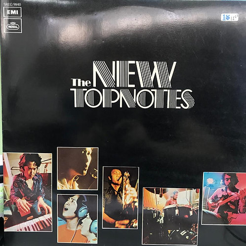 The New Topnotes – The New Topnotes