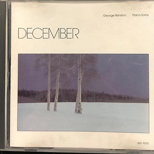 George Winston – December (Solo Piano)