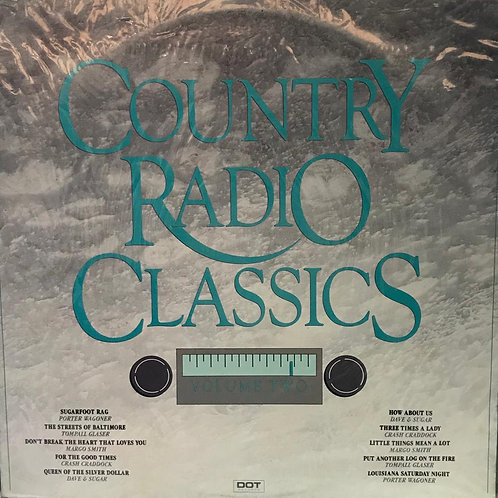 Various – Country Radio Classics Volume Two(MINT)