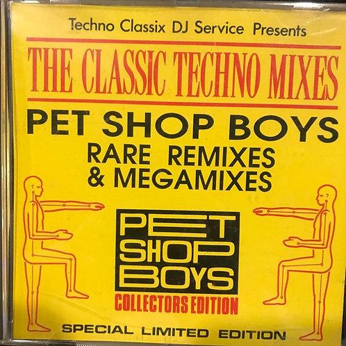 Pet Shop Boys – Rare Remixes & Megamixes