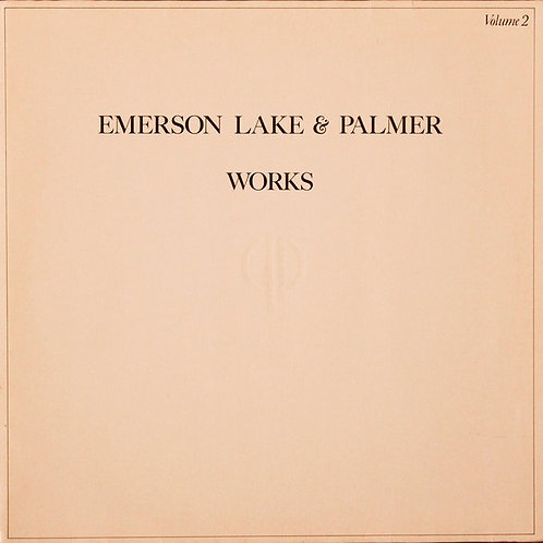 Emerson, Lake & Palmer – Works (Volume 2)