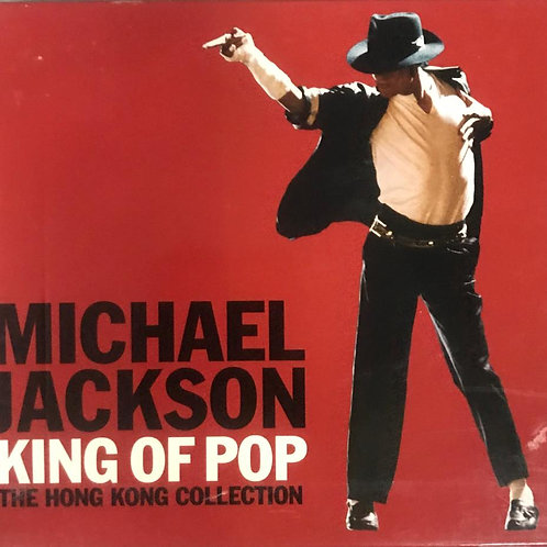 Michael Jackson ‎– King Of Pop (The Hong Kong Collection)