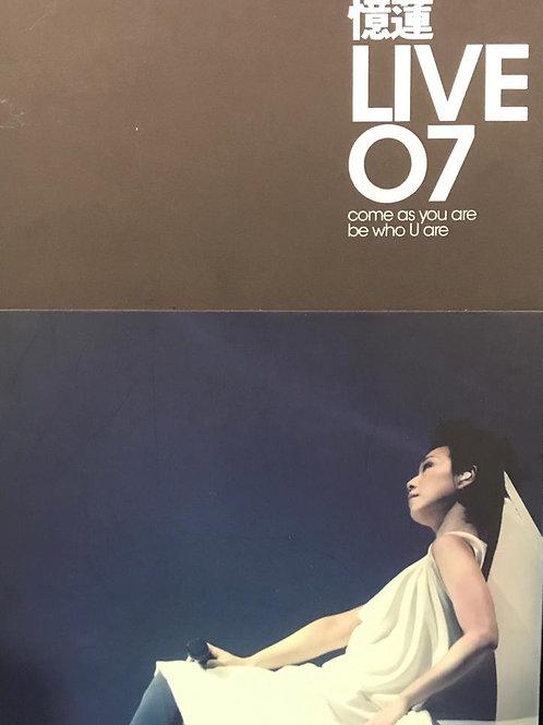 林憶蓮 - 憶蓮 Live 07 (2CD)