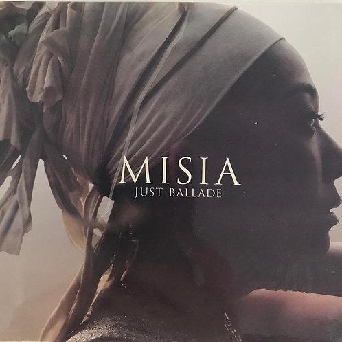Misia – Just Ballade(CD+DVD)
