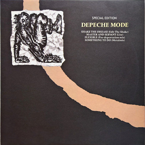 Depeche Mode ‎– Shake The Disease(Special Edition)