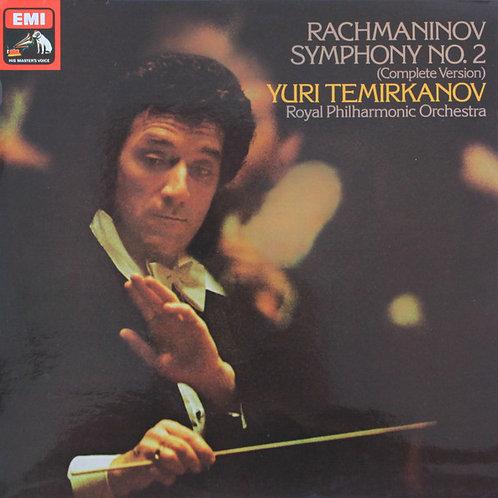 Rachmaninov, Yuri Temirkanov, Royal Philharmonic Orchestra