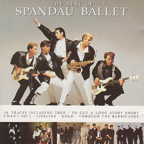 Spandau Ballet – The Best Of Spandau Ballet