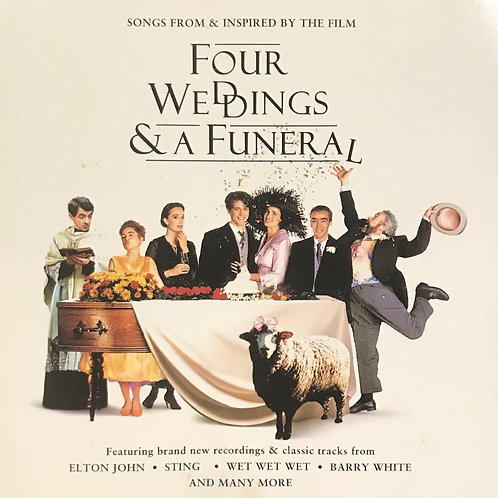 Various – Four Weddings And A Funeral (Songs From And Inspired By The Film)