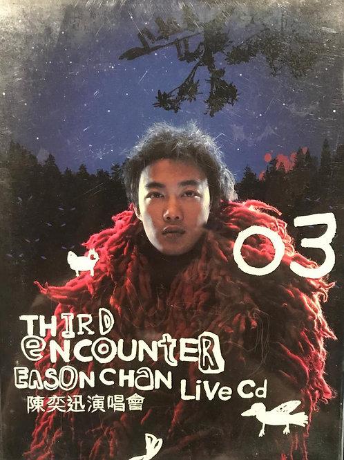 陳奕迅 - Third Encounter Live (2CDs)