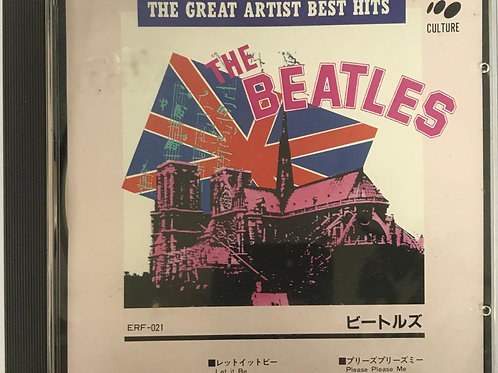 The Beatles ‎– The Great Artist Best Hits