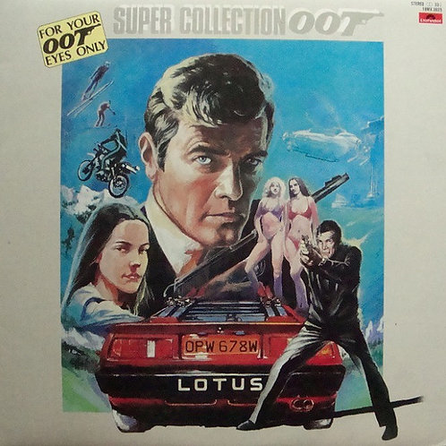 Flying Grand Orchestra, The Film Symphonic Orchestra – 007 For Your Eyes Only /