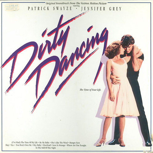 Various ‎– Dirty Dancing (Original Soundtrack )