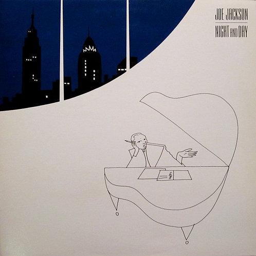 Joe Jackson – Night And Day(MINT)