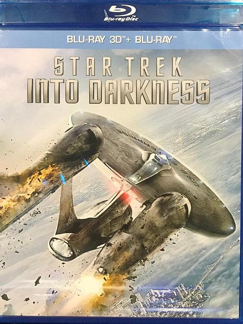 Star Trek Into Darkness 星空奇遇記:黑域時空 2D + 3D Blu-Ray