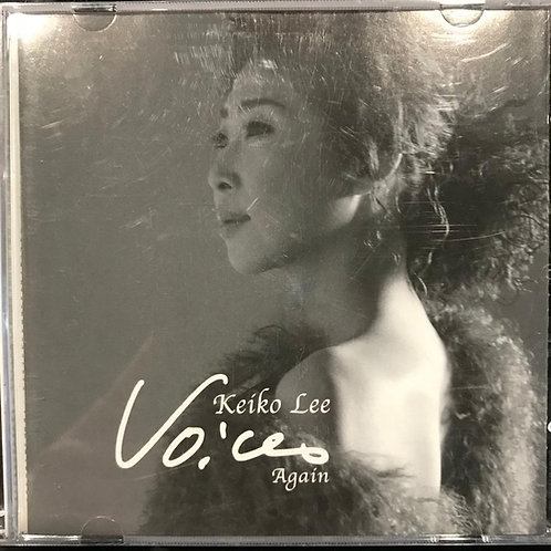 Keiko Lee – Voices Again(CD+DVD)