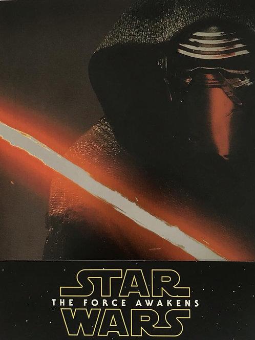Star Wars: The Force Awakens 星球大戰:原力覺醒 Blu-Ray (2D + 3D 鐵盒裝)