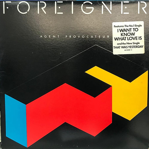 Foreigner – Agent Provocateur