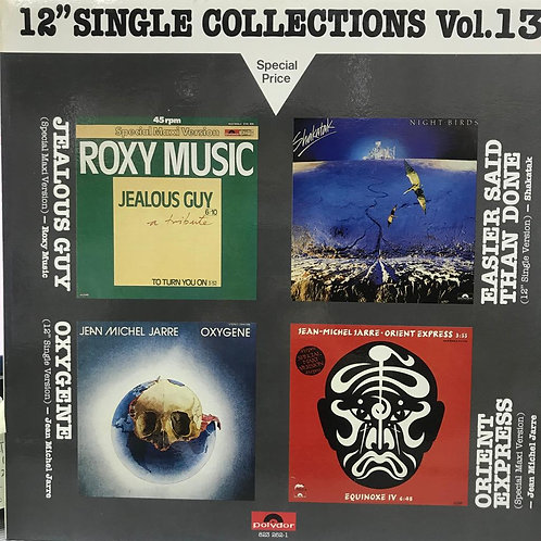 "Various ‎– 12"" Single Collections Vol.13"